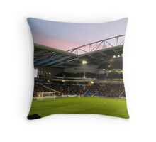 Brighton And Hove Albion Throw Pillow