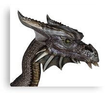 Fantasy Dragon Canvas Print