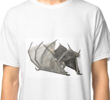 Dragon - 3D rendered fantasy creature Classic T-Shirt