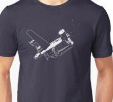 Shot B-24 Liberator! Unisex T-Shirt
