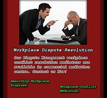 Workplace Dispute Resolution in NSW  by mediationsol