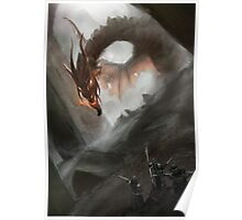 Dark Dragon Poster