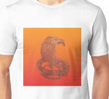 Drake the Dragon Snake  Unisex T-Shirt
