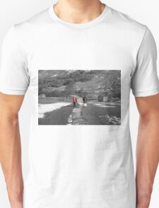 A Country Stroll Unisex T-Shirt