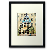 Whimsical Berlin Framed Print