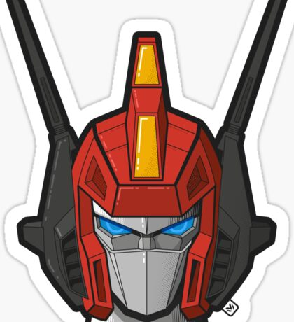 G1 Star Saber Sticker