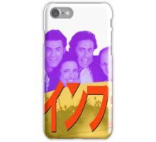 Vaporwave Seinfeld iPhone Case/Skin