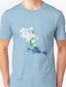 VESPA : baby biker Unisex T-Shirt