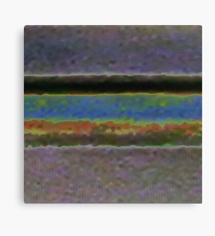 Iodine Canvas Print