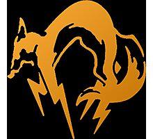 Foxhound Orange - Metal Gear Photographic Print