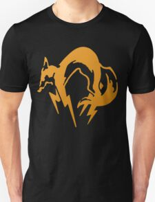 Foxhound Orange - Metal Gear T-Shirt