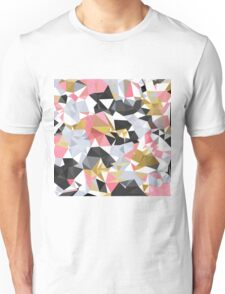 Cool geometric abstract pattern Unisex T-Shirt