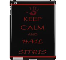 Sithis iPad Case/Skin