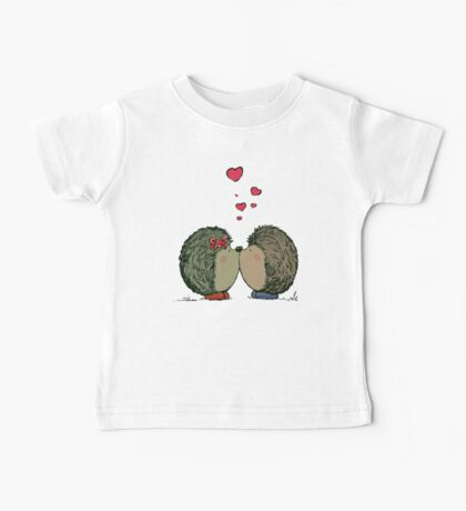 Hedgehogs in love Baby Tee
