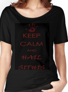 Sithis Women's Relaxed Fit T-Shirt