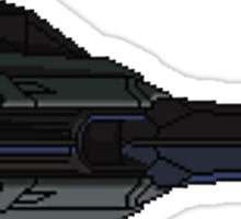 Stealth Cruiser - Type A Sticker