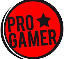 Pro Gamer round form by Style-O-Mat