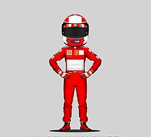Michael Schumacher 2000 by MD-Colors