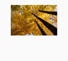 Golden Canopy - Three Trees Unisex T-Shirt