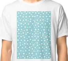 White polkadot Classic T-Shirt