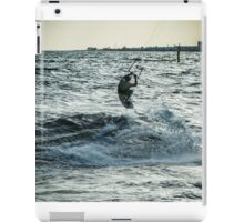 Kite Surfing iPad Case/Skin