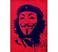Che Anonymous Photographic Print