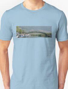 Kadin Azmak River, Akyaka Turkey Unisex T-Shirt