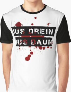 The 100 - BLOOD MUST HAVE BLOOD Graphic T-Shirt