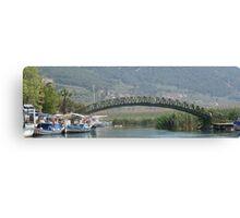 Kadin Azmak River, Akyaka Turkey Canvas Print