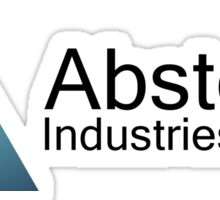 Abstergo Industries COLOUR Sticker