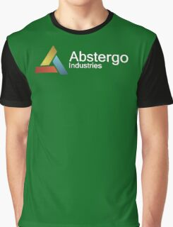Abstergo Industries COLOUR Graphic T-Shirt