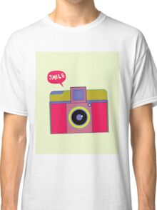 smile camera Classic T-Shirt