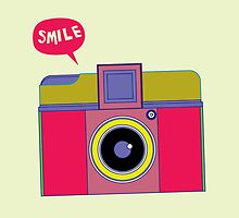 smile camera by singpentinkhepi