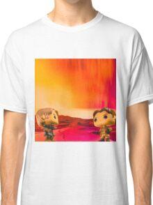 Who Shot First? Classic T-Shirt