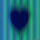 Trance Gothic Heart by Gianni A. Sarcone