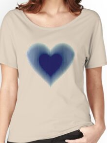 Trance Gothic Heart Women's Relaxed Fit T-Shirt
