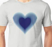 Trance Gothic Heart Unisex T-Shirt