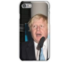 Boris Johnson, Mayor of London  iPhone Case/Skin