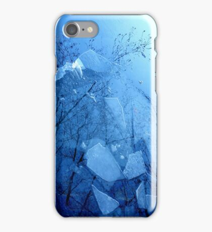 A different Perspective.........Icy Lake iPhone Case/Skin