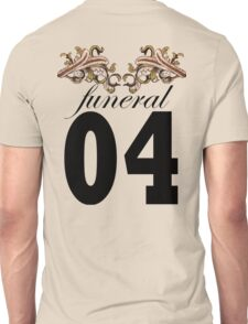 FUNERAL jersey style Unisex T-Shirt
