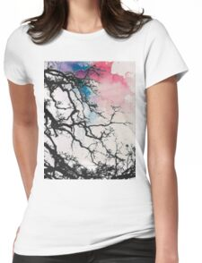 Colour Tree Womens Fitted T-Shirt