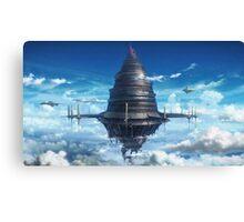 Sword Art Online - Aincrad Canvas Print
