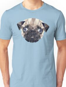 Pug Diamonds Unisex T-Shirt