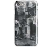 Tentment Yard, How the Other Half Lives,  Jacob Riis, iPhone Case/Skin