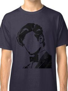 Doctor Matt The 11th - vacant expression Classic T-Shirt