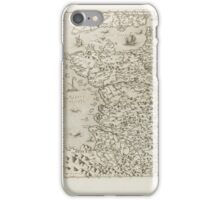 France--Forlani, Paulo TOTIUS GALLIAE EXACTISSIMA DESCRIPTIO. VENICE iPhone Case/Skin