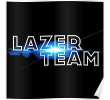 Lazer Team The Movie Poster