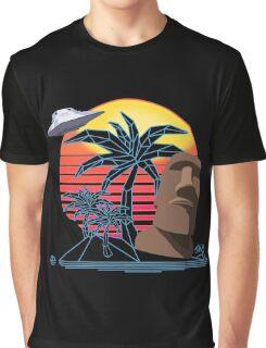 E S C A P E  E A R T H Graphic T-Shirt