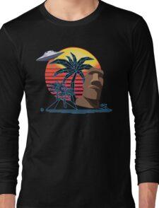 E S C A P E  E A R T H Long Sleeve T-Shirt