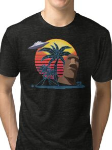 E S C A P E  E A R T H Tri-blend T-Shirt